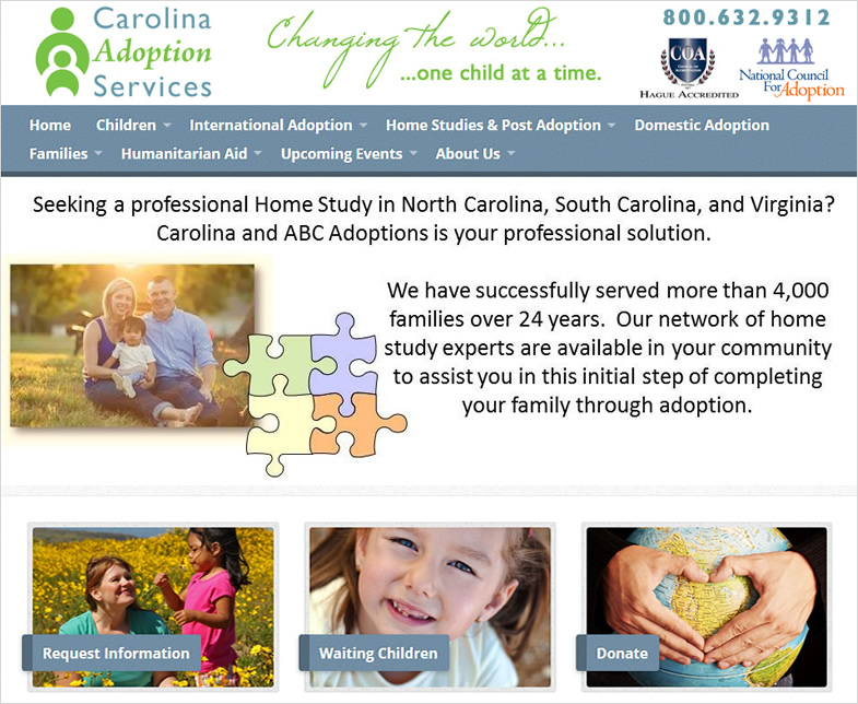 Carolina Adoption Services